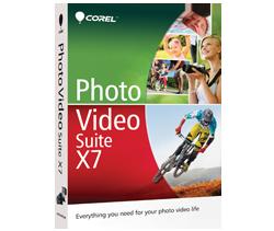 Corel Photo Video Suite X7