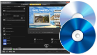 Complete disc authoring + video editing in one