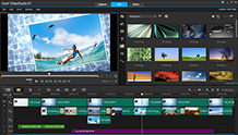 Complete Multi-track video editing