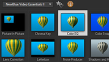 NewBlue FX Video Essentials II