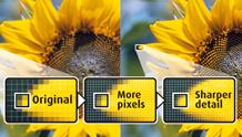 Standard to HD video upscaling