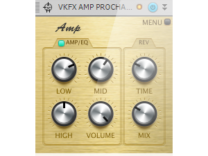 VKFX Amp