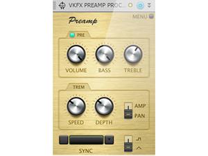 VKFX Preamp