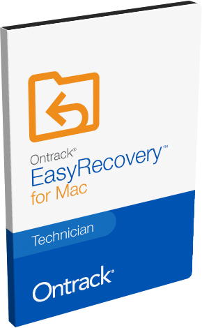 Ontrack EasyRecovery Technician for Mac