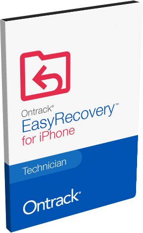 Ontrack EasyRecovery Technician for iPhone per Windows
