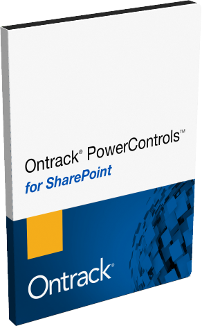 Ontrack PowerControls per SharePoint