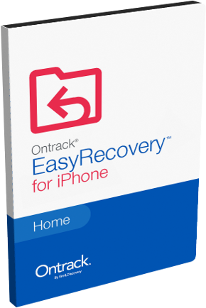 Ontrack EasyRecoery Home für Iphone