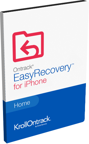 Ontrack® EasyRecovery™ Home for iPhone for Windows