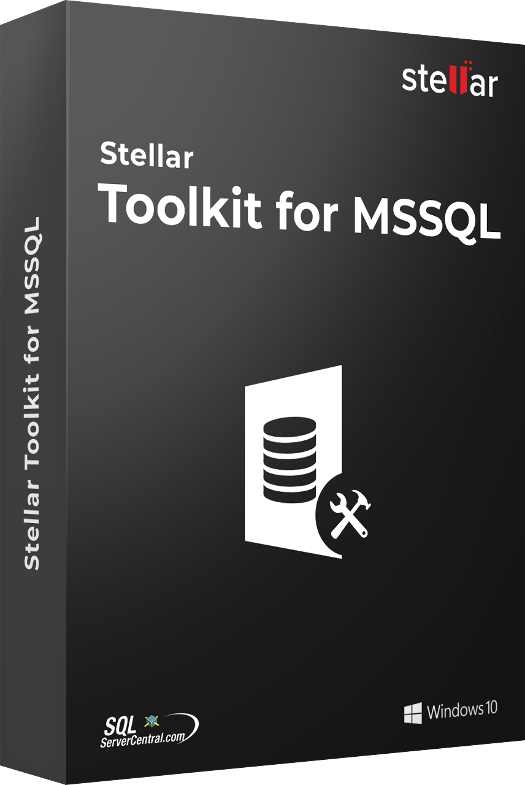 Stellar Phoenix, SQL Database Toolkit