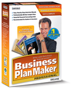 Business PlanMaker Professional Deluxe