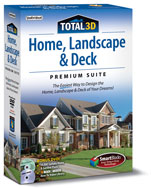 Total 3D Home, Landscape & Deck