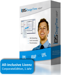 iBS DesignTime for ABAP - Coporate Edition